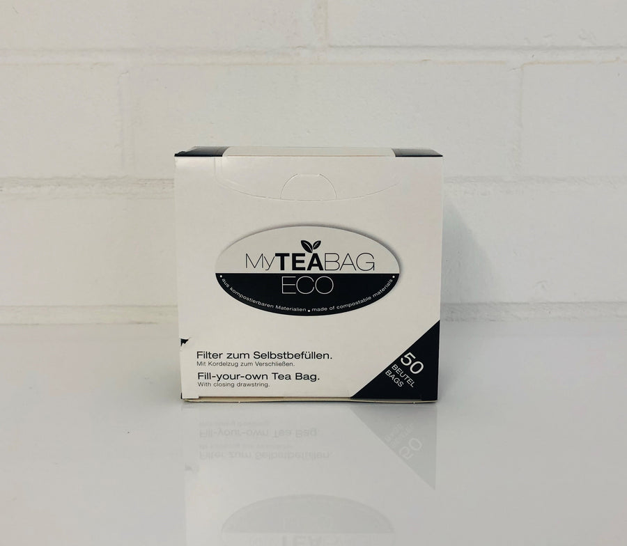 Red Box Compostable Tea fliters