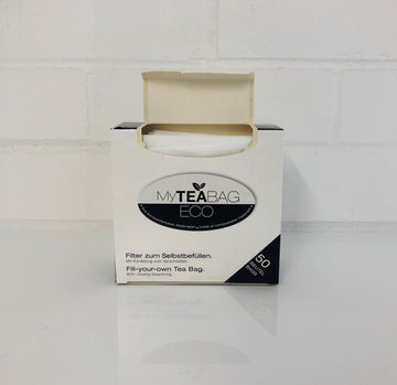 Red Box Compostable Tea Filters