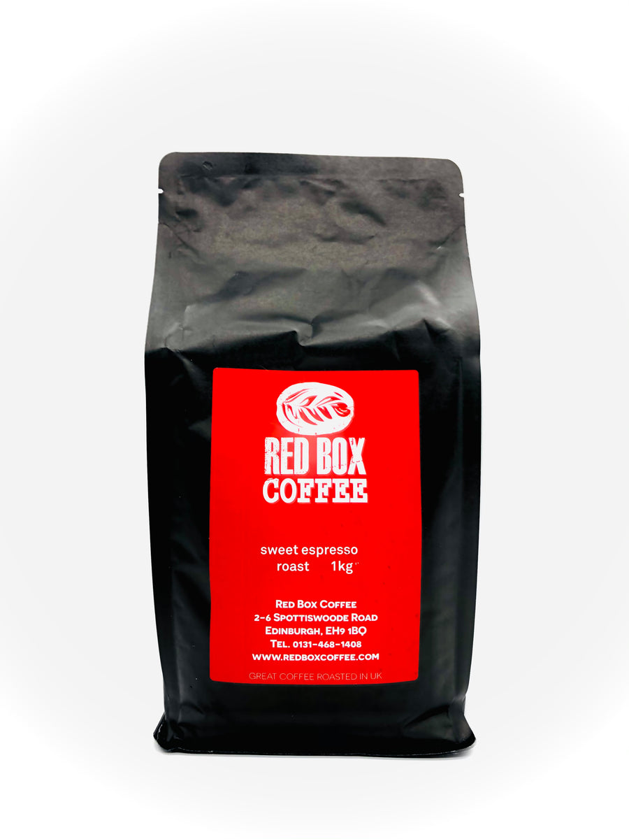 Red Box Sweet Espresso,  Great Taste 2-Star 2020