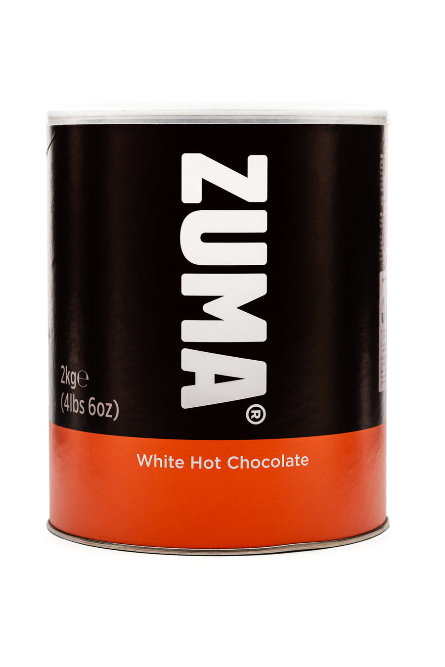 Zuma White Hot Chocolate Powder