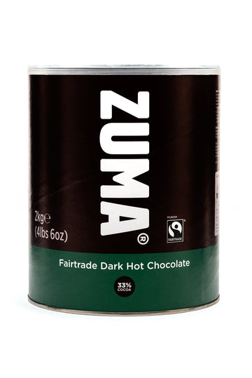 Zuma Fairtrade Hot Chocolate 33% Cocoa