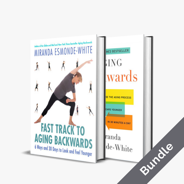 Aging Backwards: Book Bundle