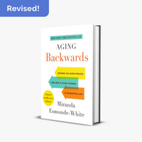 Aging Backwards Updated Edition by Miranda Esmonde-White