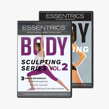 Essentrics Body Sculpting Series Box Set