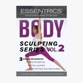 Essentrics Body Sculpting Series Vol. 2 DVD