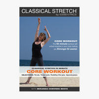 Classical Stretch Core Workout DVD