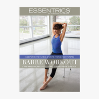Essentrics Barre Workout DVD