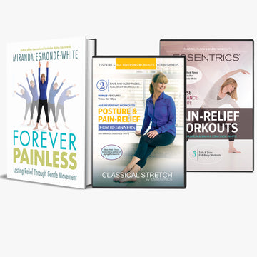 Essentrics Pain Relief Bundle