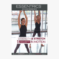 Essentrics Strength & Stretch in Motion DVD