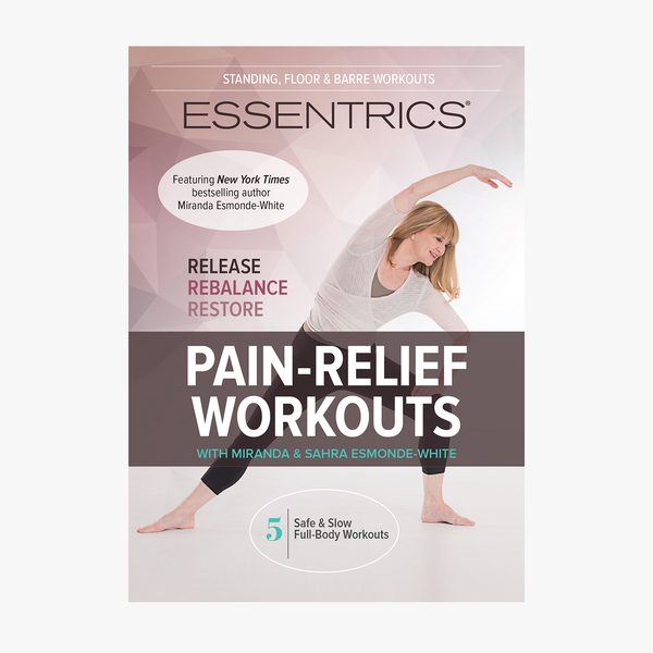 Essentrics Pain-Relief Workouts DVD