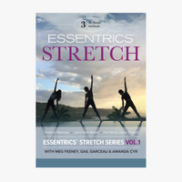 Essentrics Stretch Series Vol.1 DVD