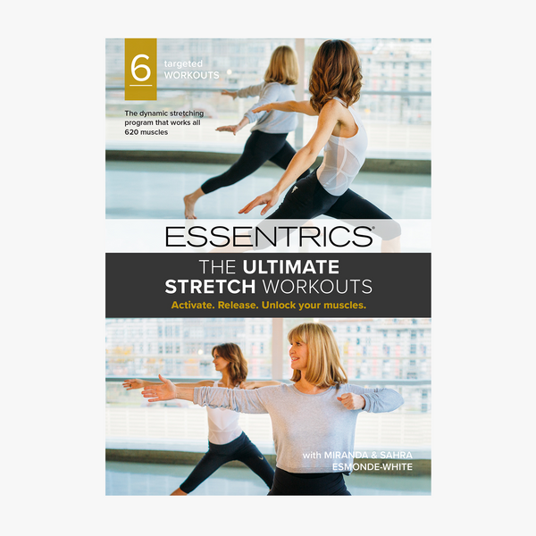 Essentrics Ultimate Stretch Workouts DVD