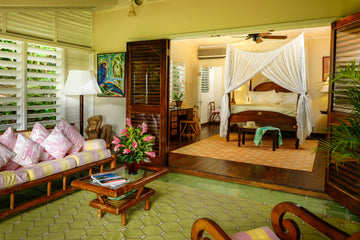 Single - Deluxe Villa Suite in Jamaica (Fitness Retreat Oct. 12-18))