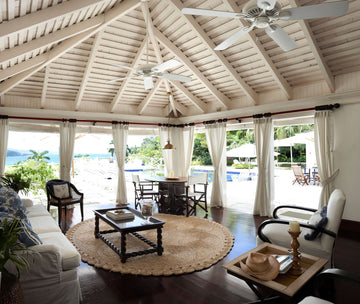 Single - Luxury Villa Suite in Jamaica (Fitness Retreat Oct. 12-18))