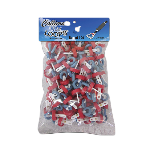 Bag of 100 Callicrate WEE Loops™