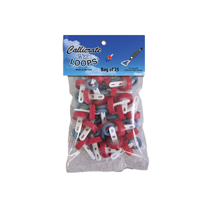 Bag of 25 Callicrate WEE Loops™