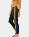 Aviator Nation 5 Stripe Women's Sweatpant