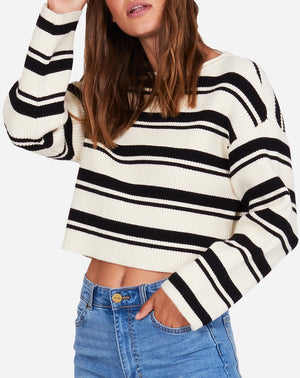 Bahia Sweater in Black