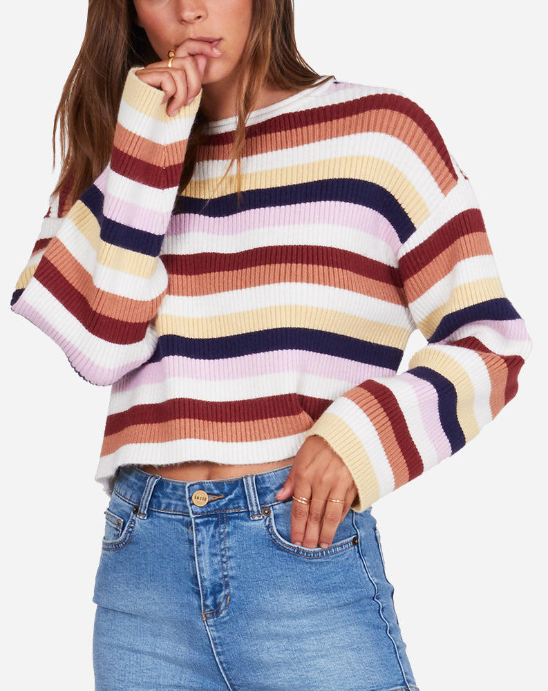 Bahia Sweater in Multi