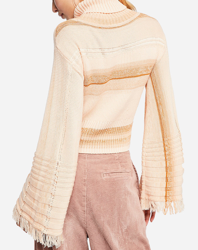 Close To Me Pullover in Pink