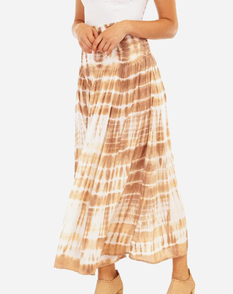 Rock Your Gypsy Soul Skirt in Fawn Mauve