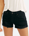 Sofia Shorts in True Black