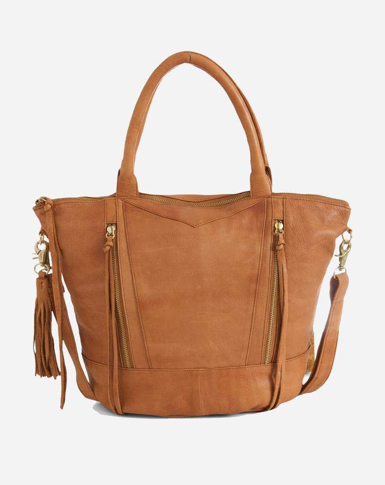 Neel Satchel in Cognac