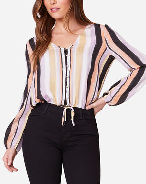 Paint The Town Top in Ivory