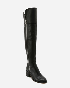 Dolce Vita Dorien Boots, Black Leather