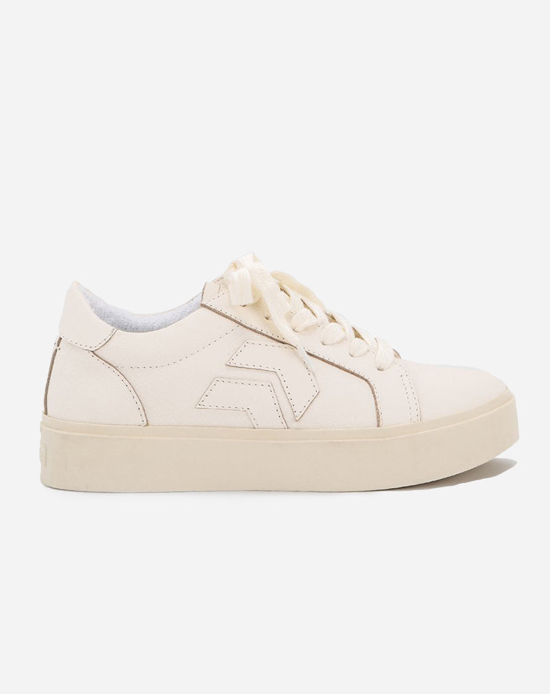 Yvett Sneaker in White Leather