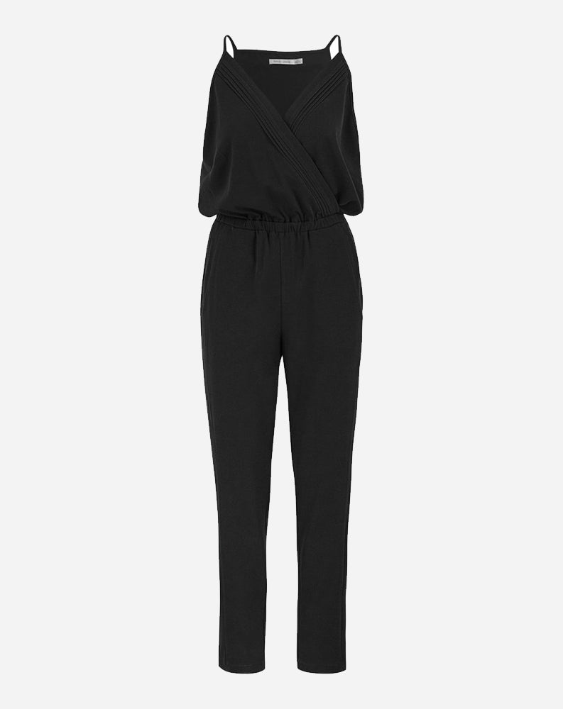 Rebel Jumpsuit in Black