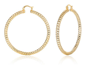 Michelle XL Hoops