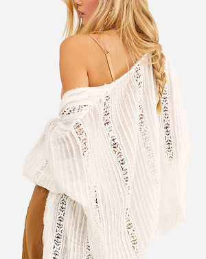 Willows Kimono in Ivory