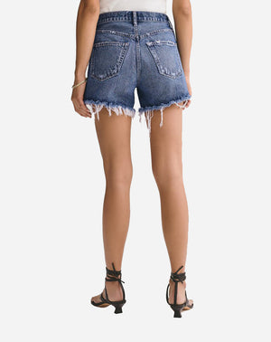 Reese Relaxed Cut Off Short in Precision