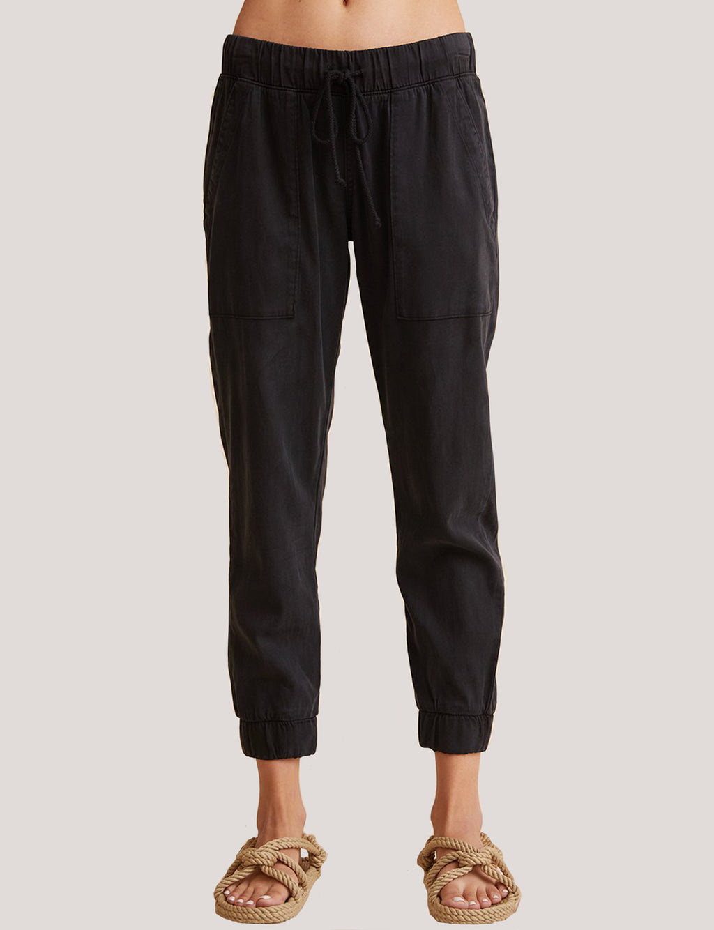 Bella Dahl Pocket Jogger in Black