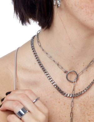 Kelsey Chain Necklace