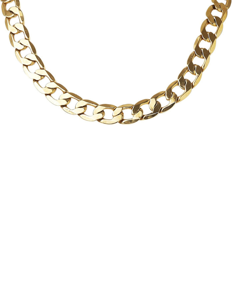 Queens Choker in Gold