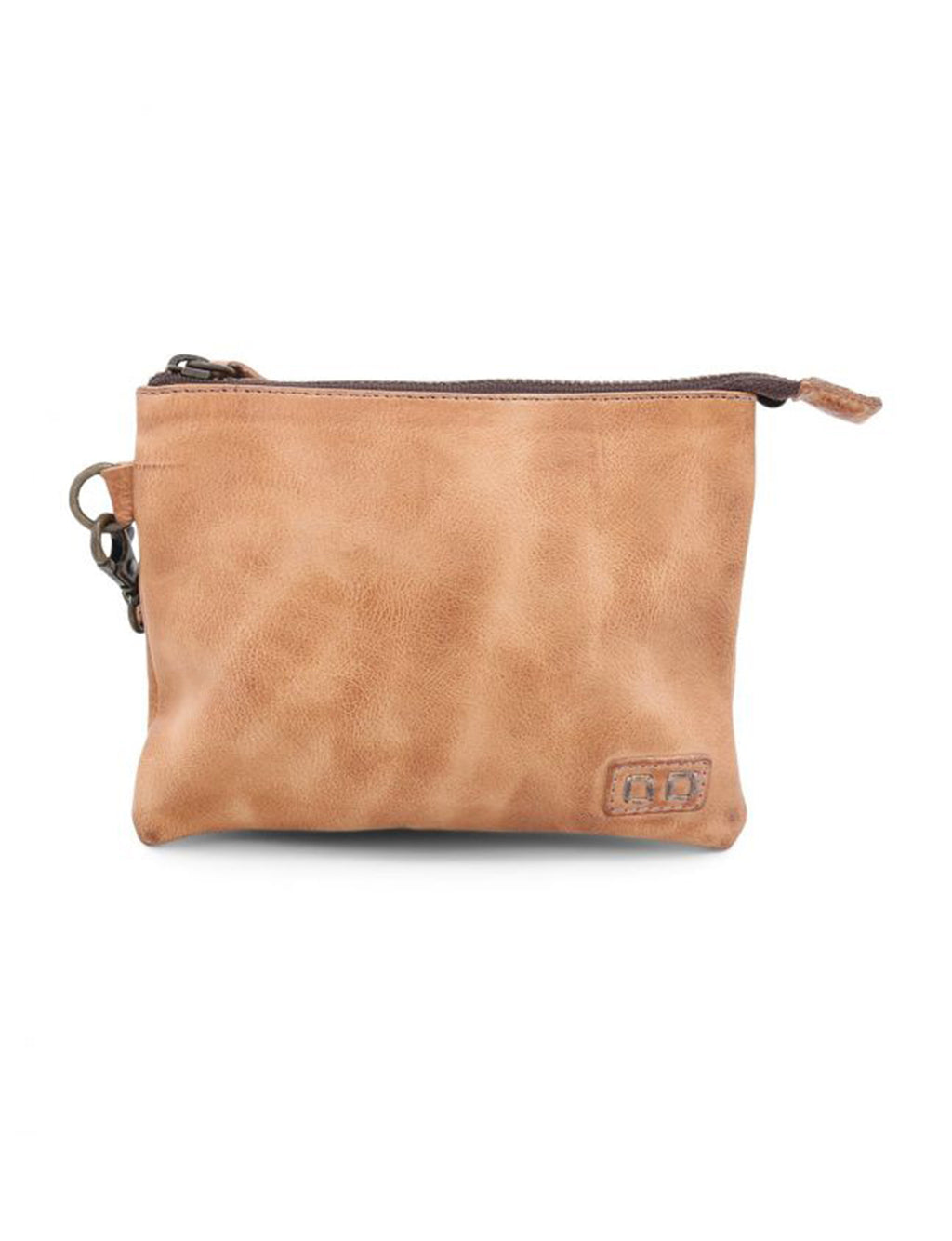 Stadium Crossbody in Tan Rustic