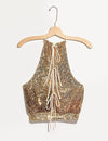Lights Out Halter in Neutral Combo