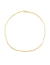 "Codie Link Necklace 18"" in Gold"