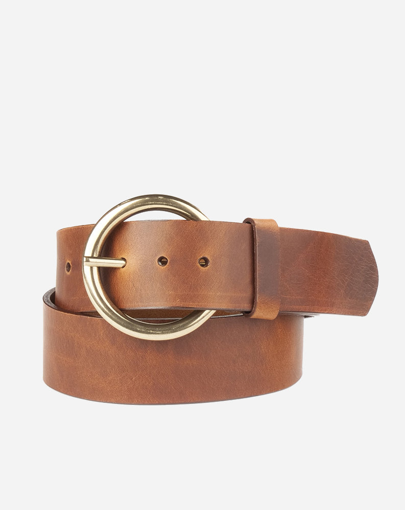Vika Belt in Brandy