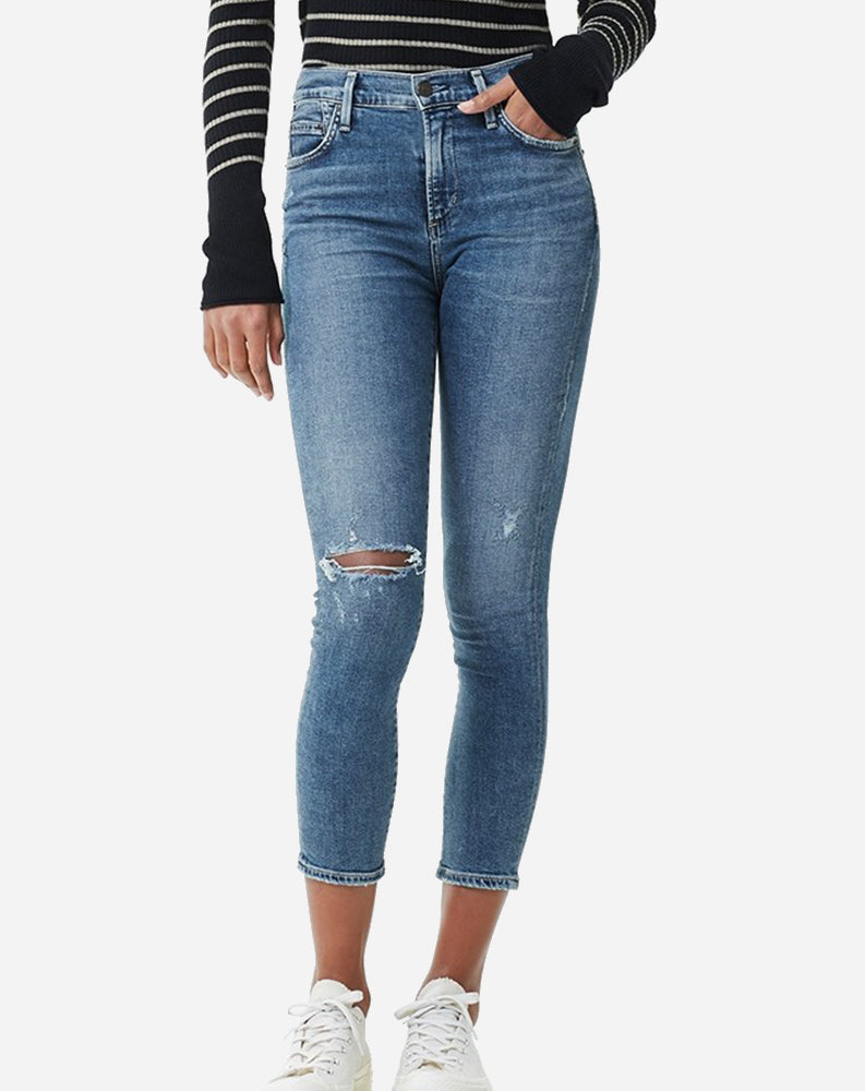 Rocket High Rise Skinny in Reminisce