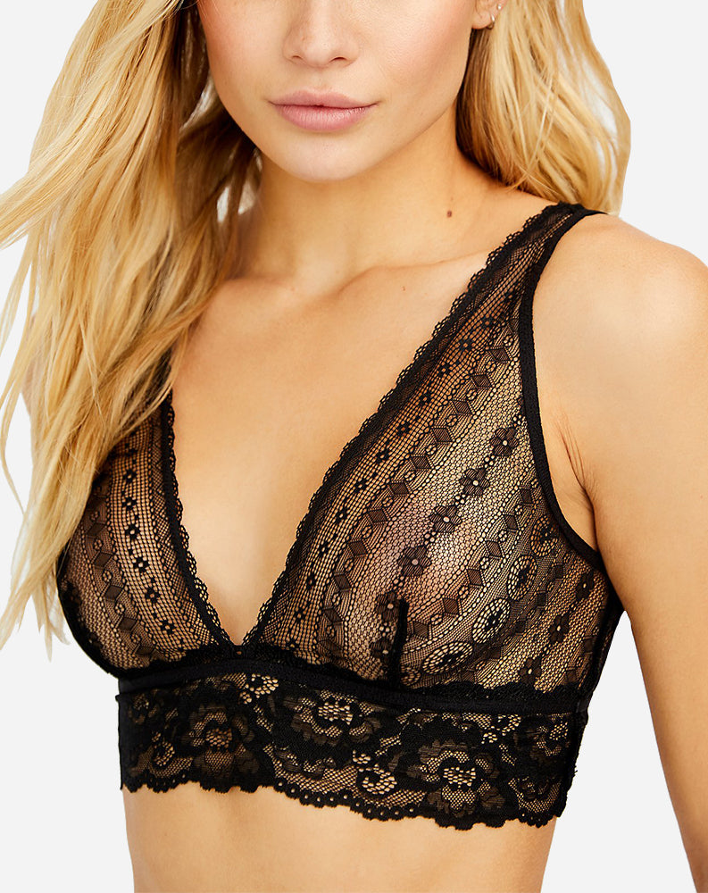 Lina Bralette in Black