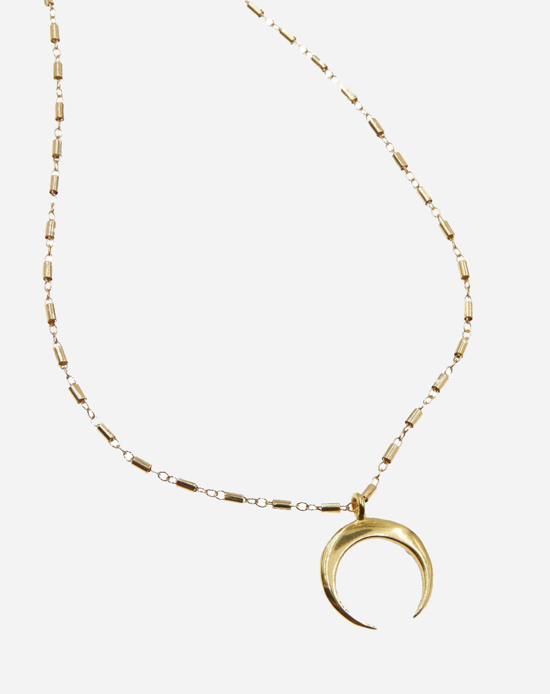 Via Luna Necklace in 14k Gold Fill