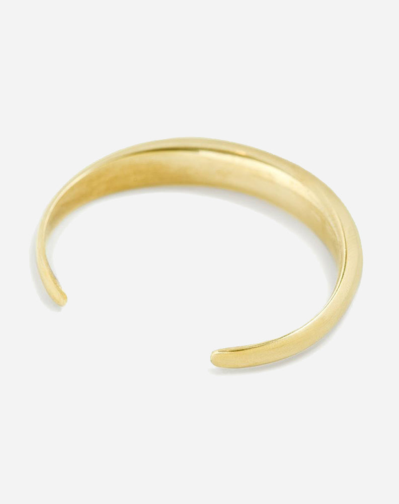 Aura Cuff in Brass