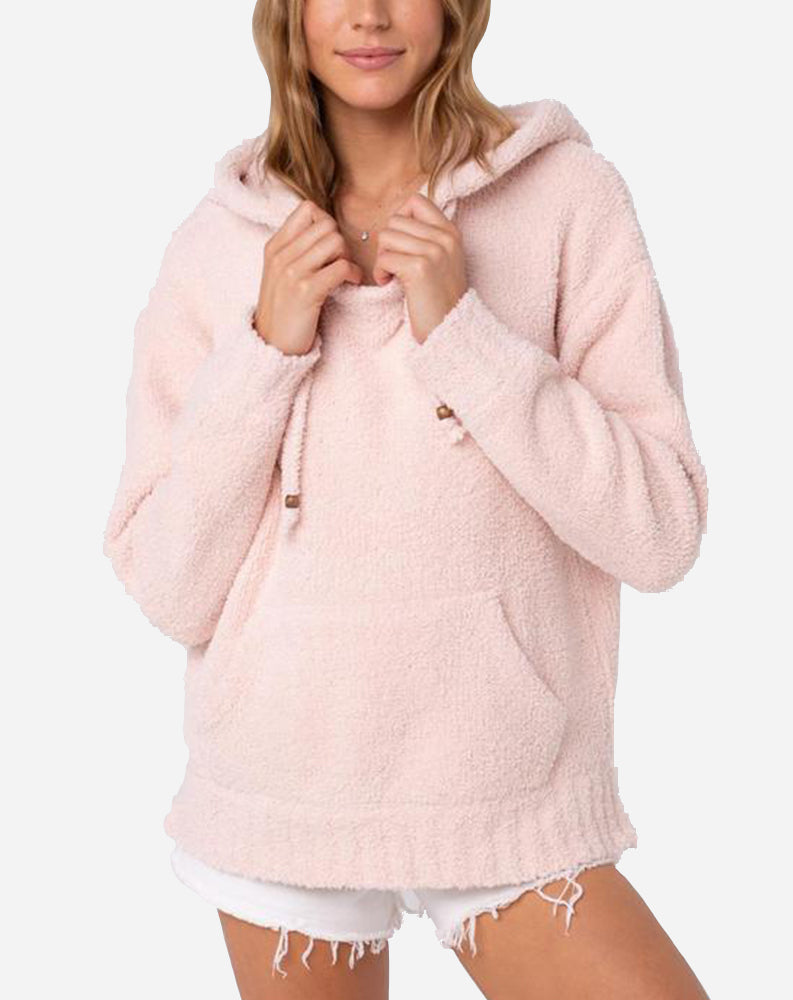 Connie Pullover in Blush