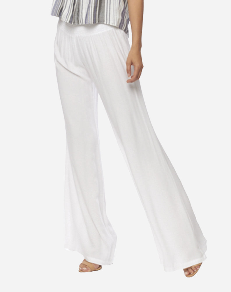 Sydney Pant in White