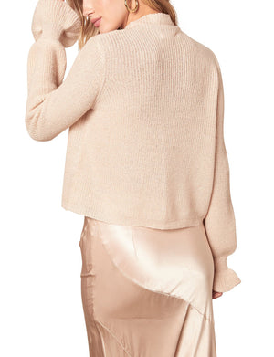 Knit's Official Sweater in Champagne