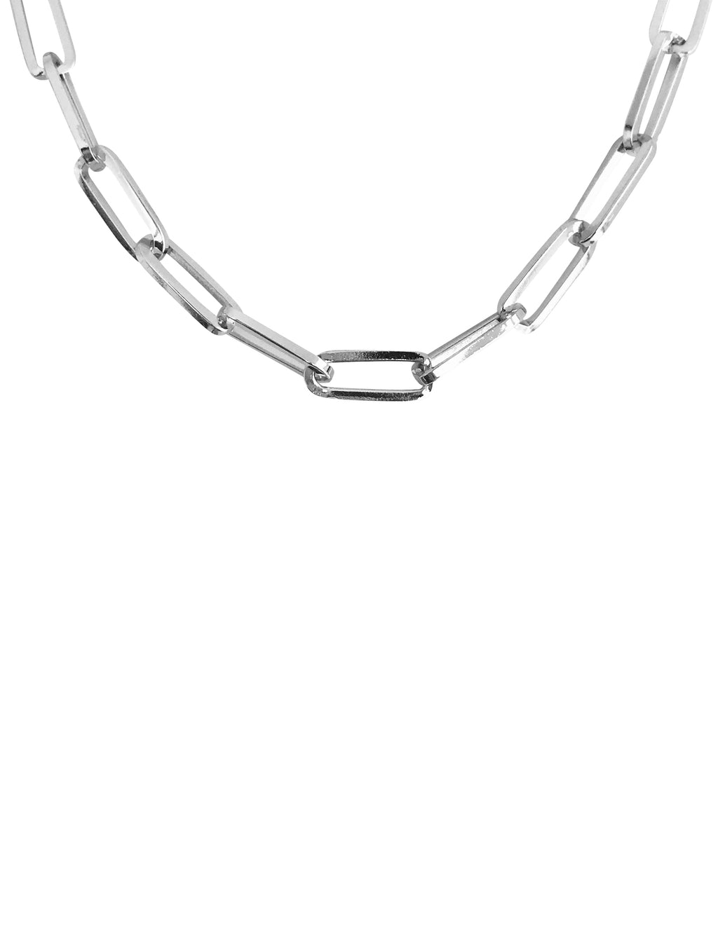 Ochse XL Chain in Silver