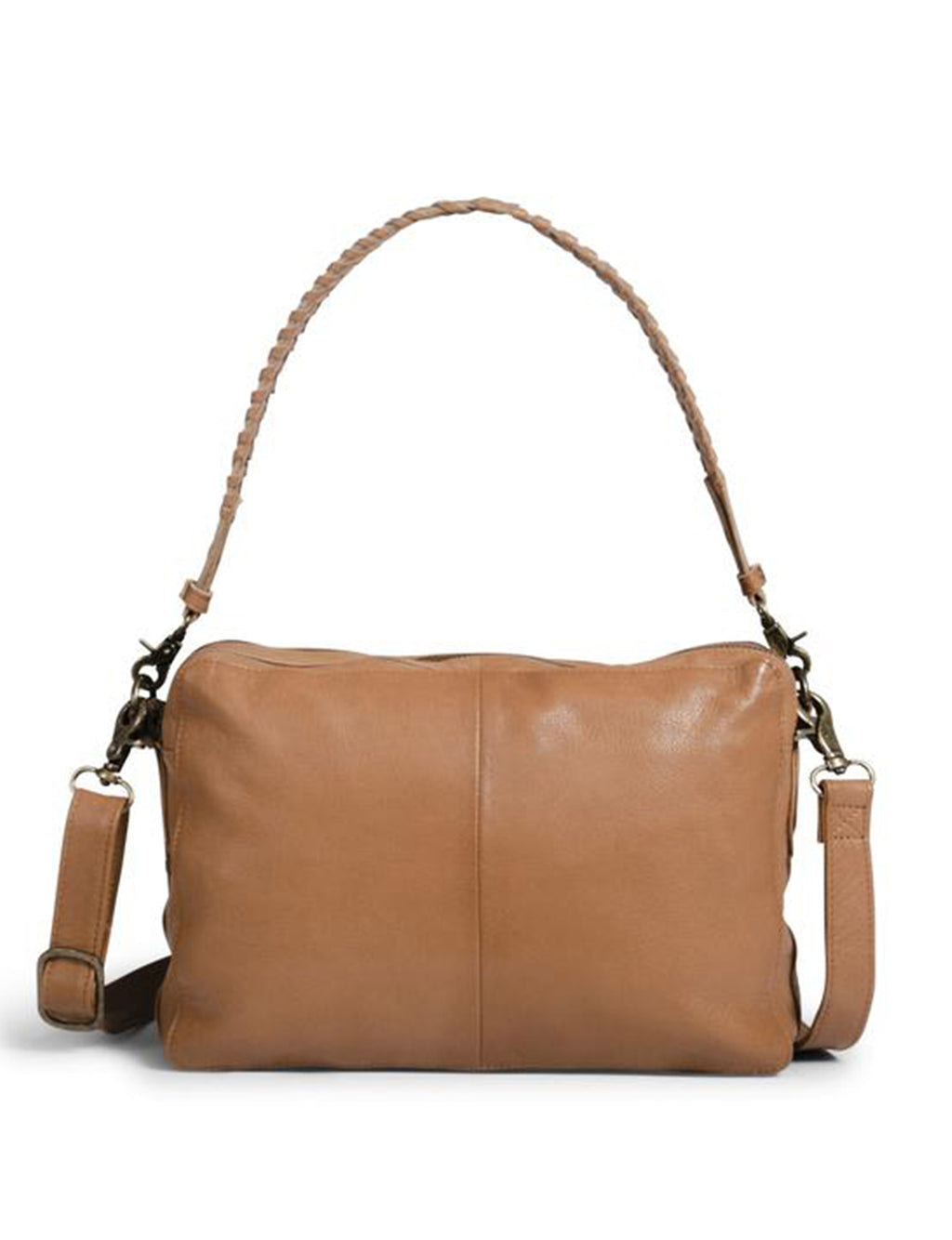 Kena Large Crossbody in Desert Sand